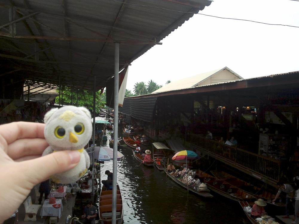 ... oder Märkten (Bankgok, Thailand)...