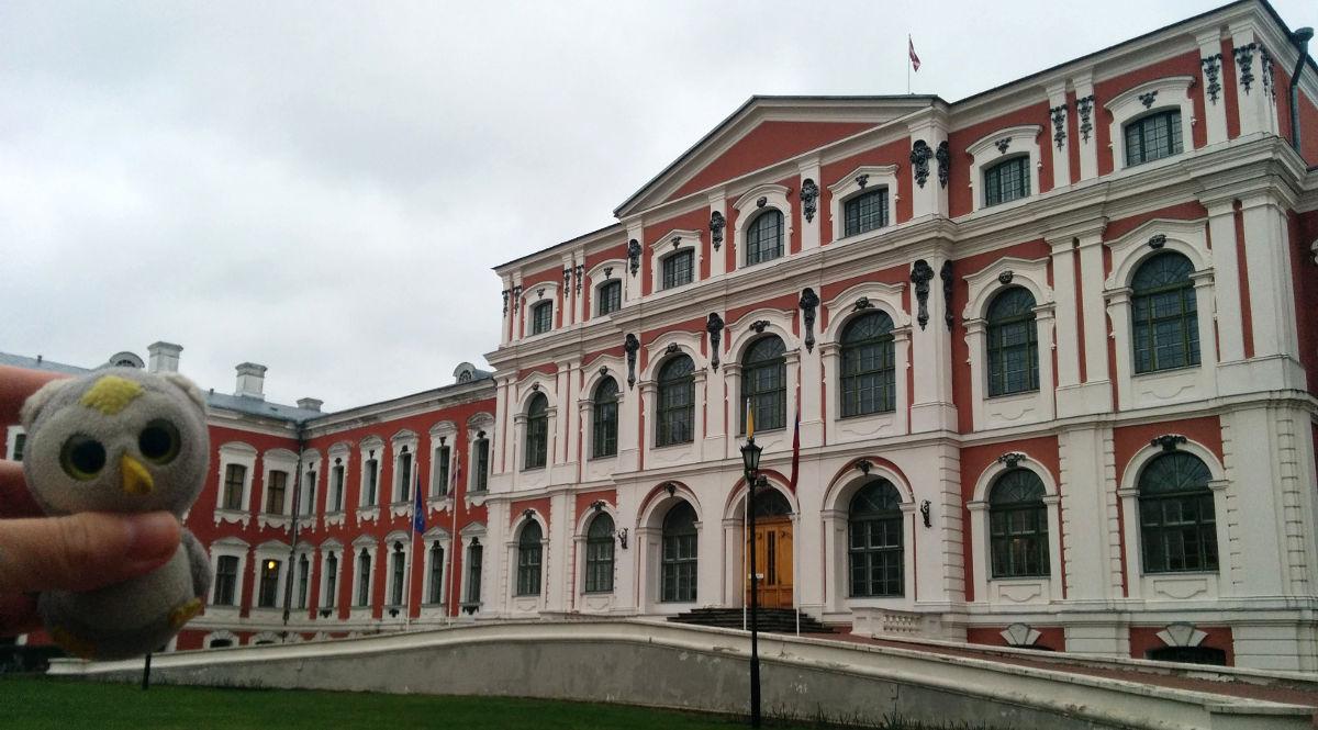 Jelgava. Lettland