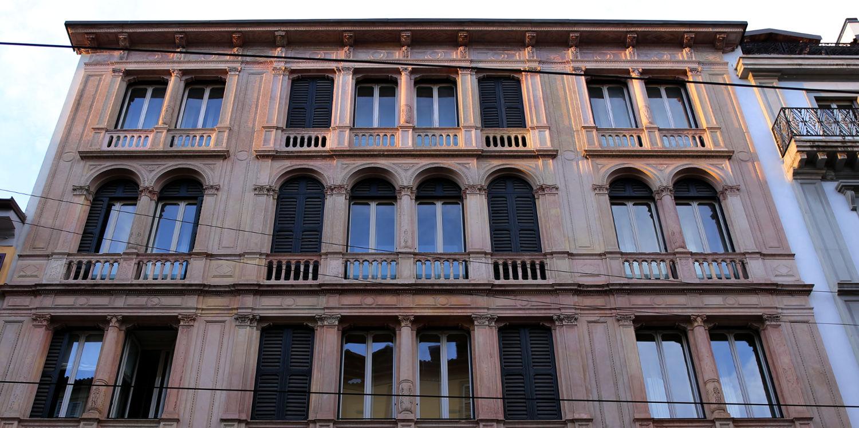 Milano-fasade