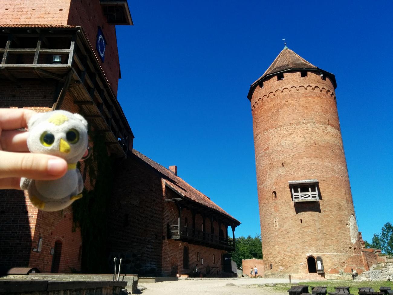 Burg Turaida. Sigulda, Lettland