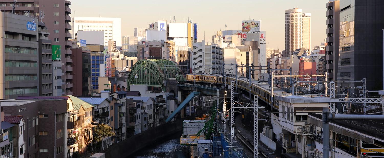 Der JR-Pass gilt auch in JR-Linien innerhalb von Städten, allerdings nicht in der Metro.