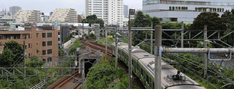 Yamanote-Linie: JR-Ringlinie von Tokyo