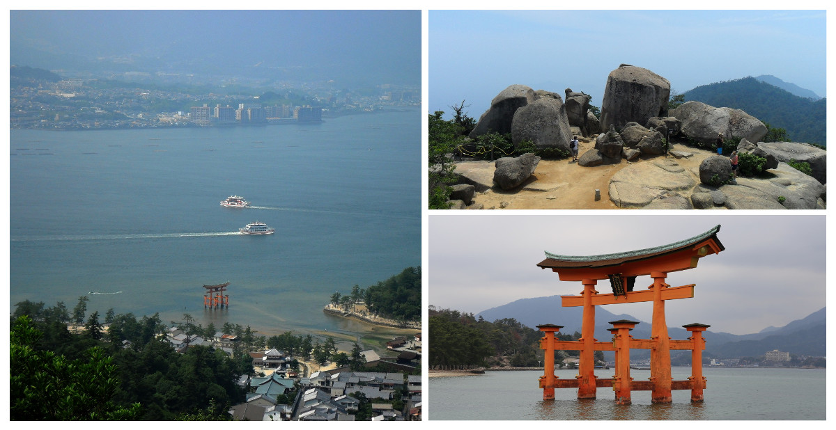 overview miyajima